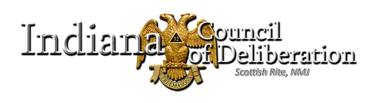 Indiana Council of Deliberation Logo